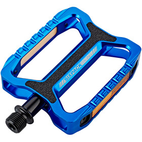 Sixpack Network Pedals blue